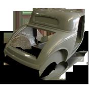 1934 Ford body